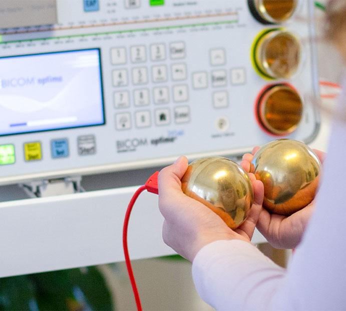 Bioresonanzmethode und BBC (Bicom BodyCheck)